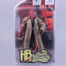 HB SERIES 2 WOUNDED HELLBOY ACTION FIGURES STATUE MODEL COLLECTOR FIGURINES 2#