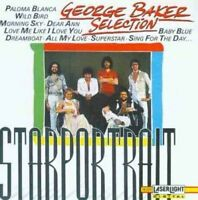 George Baker Selection Starportrait (12 tracks, 1969-80) [CD]