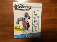 Do It Yourself Tech Kit Tumbling Robot  NEW