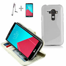 Plain Mobile Phone Cases, Covers & Skins for LG with Clip