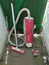 Vintage Electrolux Vacuum Cleaner with attachments working