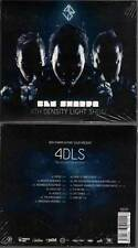 "BEN SHARPA & PURE SOLID PRESENT ""4DLS"" (CD Digipack) 2012 NEUF"