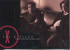 X Files Season 8 Box Loader Chase Card BL3