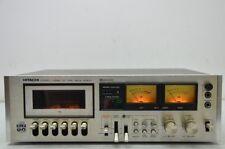 Seltenes Angeboten Sammlerstück: Hitachi D-800 Kassettendeck – Leider Defekt!