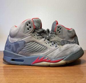 Nike Air Jordan 5 V Retro Camo 2017 Size 9.5 Sneakers Shoes 136027-051