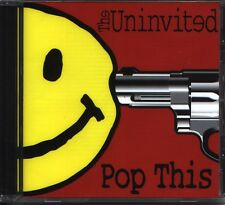POP THIS - The Uninvited - 1992 - CD