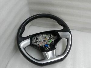 Citroen C3 II Leder Sport lenkrad Steering Wheel Nero Minstral Leather