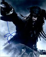 Johnny Depp autographed 8x10 signed photo Picture Pic and COA