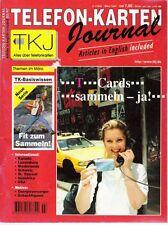 TK Telefonkarten Zeitung TKJ Telefonkarten Journal 1997 Nr. 3