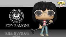 Funko POP Rocks-Joey Ramone Hey Ho Let's Go Vinyl Figure-NEW/OVP