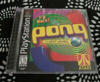 Pong: The Next Level (Sony PlayStation 1, 1999)