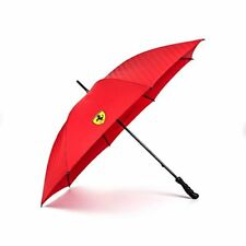 Scuderia Ferrari Formula 1 Authentic Red Large Umbrella
