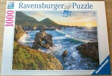 NEW Ravensburger BIG SUR SUNSET 1000 piece jigsaw puzzle SEALED - SHIPS NOW