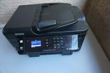Epson WorkForce WF-3520 All-In-One Inkjet Printer