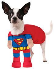 Superman Pet Dog Walking Dc Superhero Halloween Costume