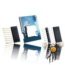 WeMos Micro SD Card Reader Kartenleser Modul ESP8266 NodeMcu Arduino Espressif