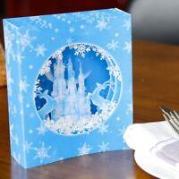 3D Pop Up Greeting Card Handmade Happy Birthday Merry Christmas Card New