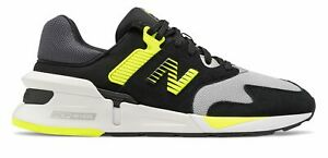 New Balance Men's 997 Sport Shoes Black with Green