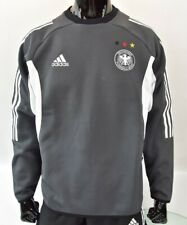adidas DEUTSHER FUSSBALL-BUND Germany Sweatshirt SIZE 38-40 (M adults)