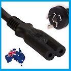 2 Pin Core Figure 8 IEC-C7 AC Power Cord Cable Lead Plug AU
