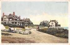 Magnolia Massachusetts Shore Road Cottages Detroit Pub Antique Postcard K20529