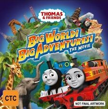 Thomas & Friends - Big World! Big Adventure! (DVD, 2018)