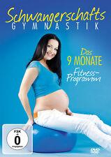 DVD schwangerschaftsgymnastik DAS 9 meses fitnessprogramm