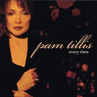 (CD) Pam Tillis - Every Time - A Whisper And A Scream, A Great Disguise, u.a.