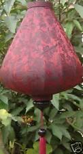 Lampion Seide lampen (Rotwein)