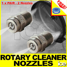 ROTARY SURFACE FLOOR PATIO CLEANER REPLACEMENT HIGH PRESSURE NOZZLES WHIRLAWAY
