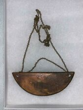 1863 Confederate Washer Woman Gorget
