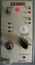 Tektronix 7A16 Vertical Amplifier bis 150MHz