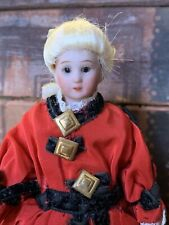 Antique Simon & Halbig #1160 -Little Women Antique Dollhouse Doll Victorian 7� C