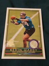 Kevin Hardy Topps 40th Anniversary Draft Pick 96 Card# 420