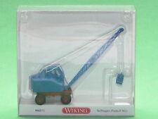 1:87 Wiking 066201 Seilbagger (Fuchs F 301) Blitzversand per DHL-Paket