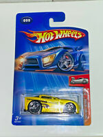 2004 Hot Wheels 2004 First Editions 99/100 Tooned Corvette C6 #099 NIP