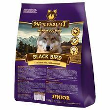 Wolfsblut Black Bird Senior 15kg ***BESTPREIS*** von deutschem Topseller FLIXZOO