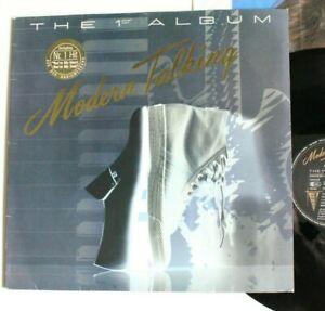 LP  Modern Talking – The 1st Album Vinyl Top!