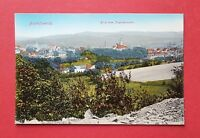 AK BISCHOFSWERDA um 1910 Blick vom Napoleonstein auf die Stadt ( 38365