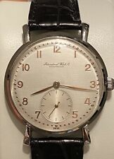 VINTAGE IWC PORTUGUESE CAL 88 JUMBO 37MM MINTY WATCH