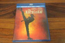 THE KARATE KID        -- BLU RAY + DVD