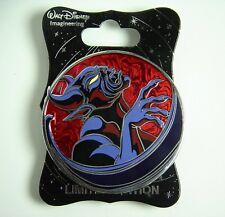 Disney Villain Profile Pin WDI Chernabog LE 250 Rare Fantasia On Original Card