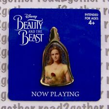 Disney Pin Amc Theater Beauty and the Beast Live Action Belle