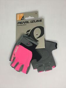 Pearl Izumi Women's Attack Glove Screaming Pink Size Small