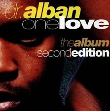 Dr. Alban One love-The album (Second Edition, 1993) [CD]