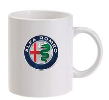 Alfa Romeo inspired Mug Personalised  Classic Mens Classic Logo GTV 75 156