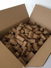 1000 St. Bio Anzünder Kaminanzünder Grillanzünder Ofen Holz Wachs lose im Karton