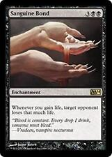 SANGUINE BOND M14 Magic 2014 MTG Black Enchantment RARE