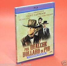 Per qualche dollaro in più BLURAY SERGIO LEONE Clint Eastwood Lee BLU-RAY HD