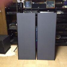 Magnepan MMG Floorstanding Magna-Planar Speakers with floor stands